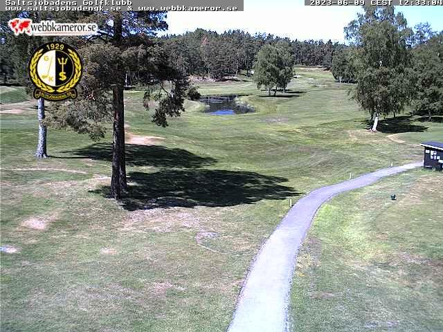 Webbkamera - Saltsjöbadens Golfklubb