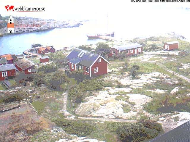 Webcam Söderarm, Norrtälje, Uppland, Schweden