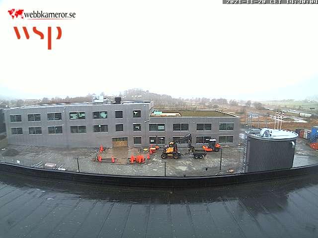 Webbkamera - Göteborg, Stora Badhusgatan, Kv Merkur